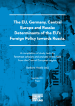 The EU, Germany, Central Europe and Russia: determinants of the EU's foreign policy towards Russia