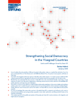 Strengthening social democracy in the Visegrad countries